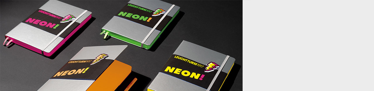 Leuchtturm1917 Neon Edition