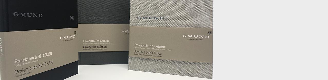 Notizbuch von Gmund