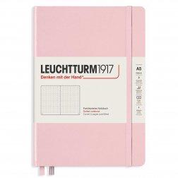 """Leuchtturm1917 Notizbuch """"M"""" puder dotted"""