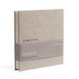 Gmund Papier Fotoalbum Leinen pure 50 Seiten