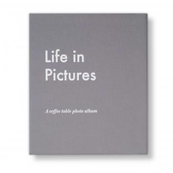 """Fotoalbum """"life in pictures"""""""