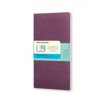 MOLESKINE® Chapters S plaume