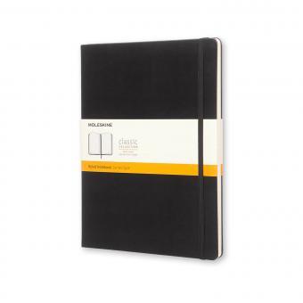 Moleskine Notizbuch XL liniert