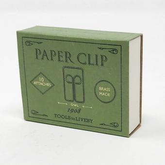 Paper Clips Owl