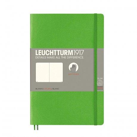 Leuchtturm1917 Paperback Softcover fresh green blanko 1