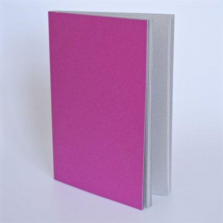 Gmund Notizbuch PinkGrau A5 1