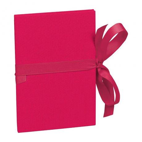 Semikolon Leporello Grande, pink 1