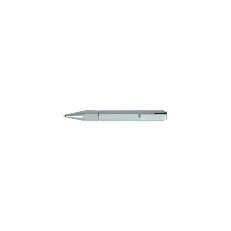 WÖRTHER COMPACT Kugelschreiber, Aluminium natur