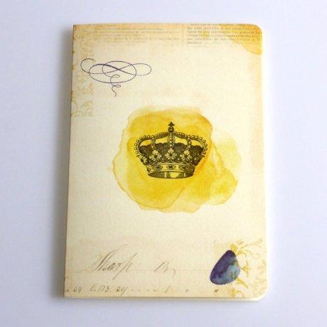 Grußkarte Krone 1