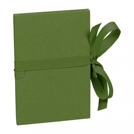 Semikolon Leporello Grande, dunkelgrün 1