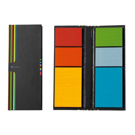 Semikolon Sticky Notes bunt
