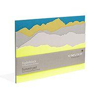 Gmund Gipfelblock farbig 1