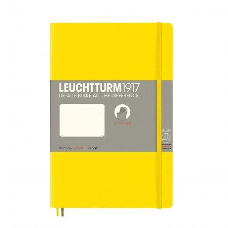 Leuchtturm1917 Paperback Softcover gelb blanko 1
