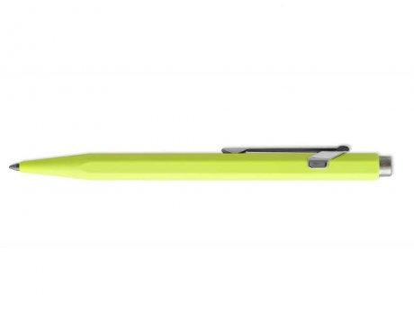Caran d'Ache Kugelschreiber neongelb 1