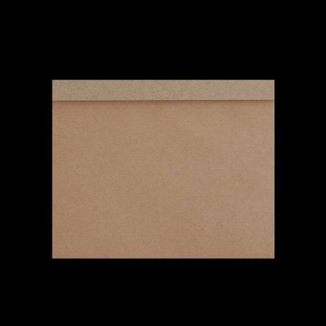 ITO Drawing Pad A5 Zeichenplatte braun 1