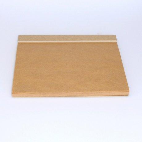 ITO Drawing Pad A3 Zeichenplatte braun 1