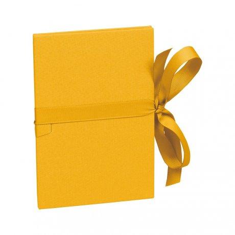 Semikolon Leporello Grande, gelb 1