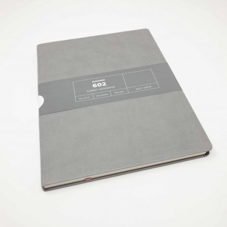 Notizbuch Blackwing 602 Summit Notebook dotted Softcover B5 1