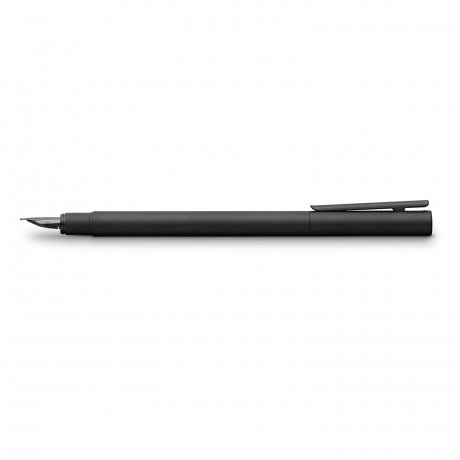 Faber-Castell Füller NEO slim schwarz | Federstärke M 1