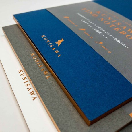 Kunisawa Find Slim Notizbücher Softcover A5 1