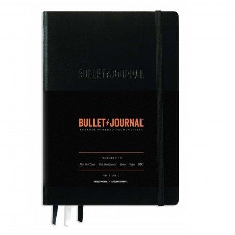 Leuchtturm1917 Bullet Journal A5 schwarz 1