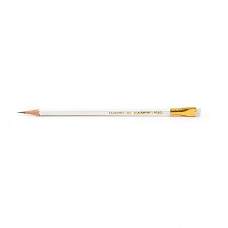 Bleistift Blackwing Pearl | Box mit 12 Bleistiften 1