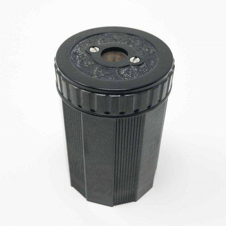 DUX Dosenspitzer aus Bakelit schwarz 1