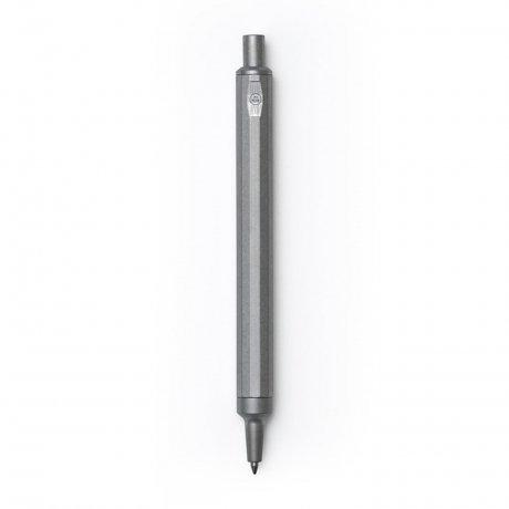 HMM Kugelschreiber | Aluminium grau 1