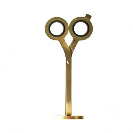 Schere von HMM | Japanischer Stahl gold 1