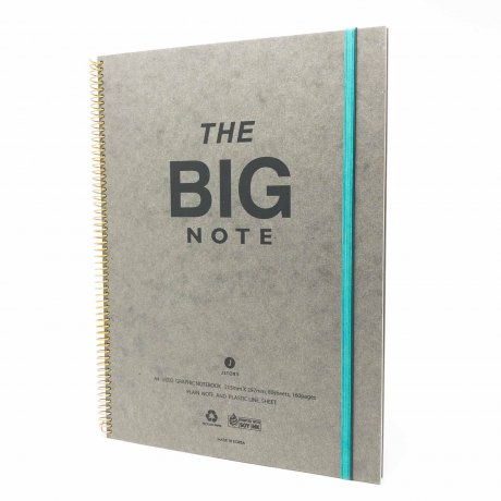 The Big Note | Ringbuch von jstory
