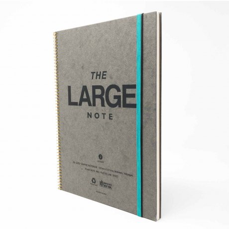 The Large Note | Ringbuch von jstory 1