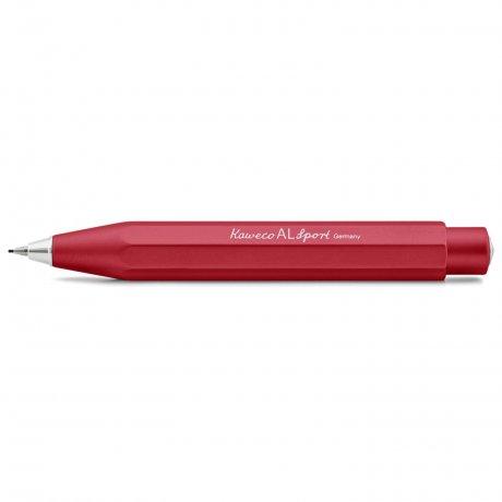 Kaweco Al Sport Druckbleistift Deep Red  0,7 mm