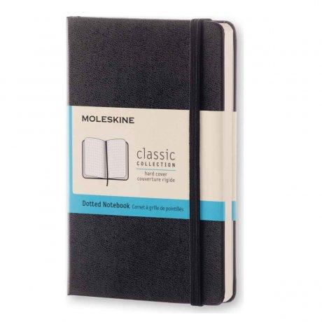 """MOLESKINE® Notizbuch """"S"""" schwarz dotted 1"""