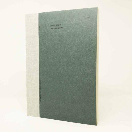 Free Note L | Notizbuch von o-check-design blau 1