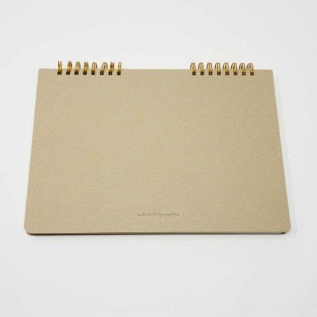 Ring Memo | Notizbuch von o-check-design beige 1