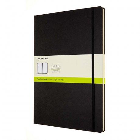 Moleskine Notizbuch A4 Hardcover schwarz blanko 1