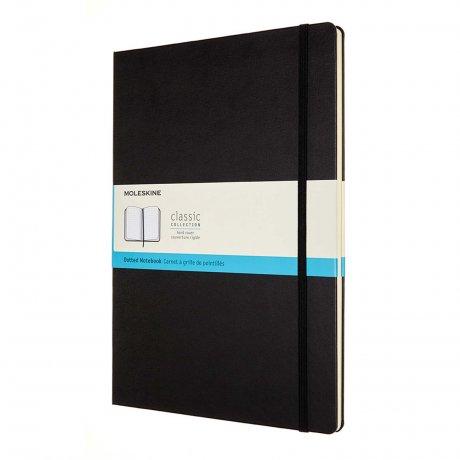 MOLESKINE® Notizbuch A4 schwarz dotted 1