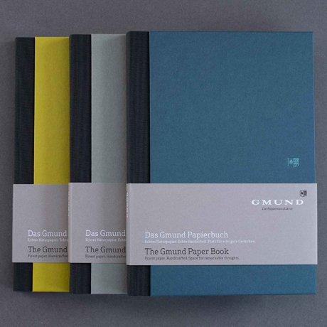 Gmund Papierbuch MIDI (17x24cm) dotted