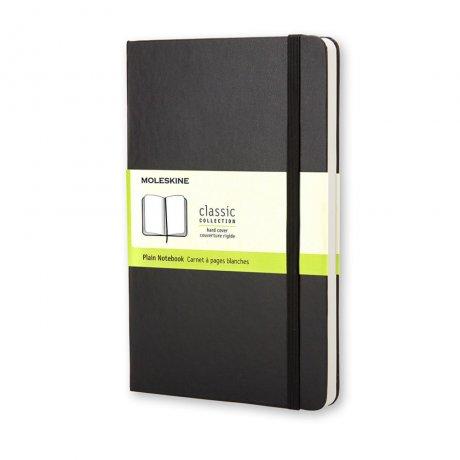 """MOLESKINE® Notizbuch """"S"""" schwarz blanko 1"""