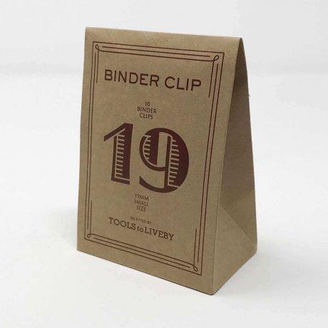 Binder Clips klein bronze 1