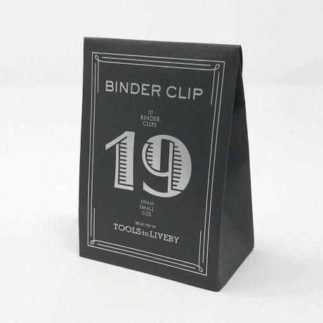 Binder Clips  klein silber 1