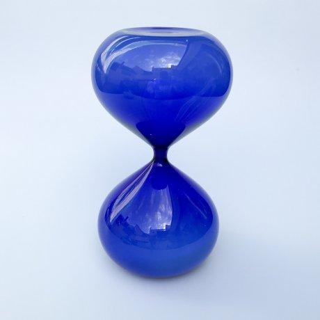 Sanduhr blau 3 Minuten 1