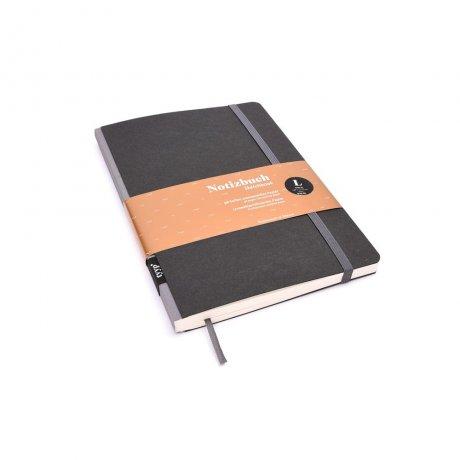 tyyp Notizbuch Softcover A5 schwarz-grau 1