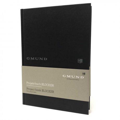 Gmund Projektbuch BLOCKER A4 1