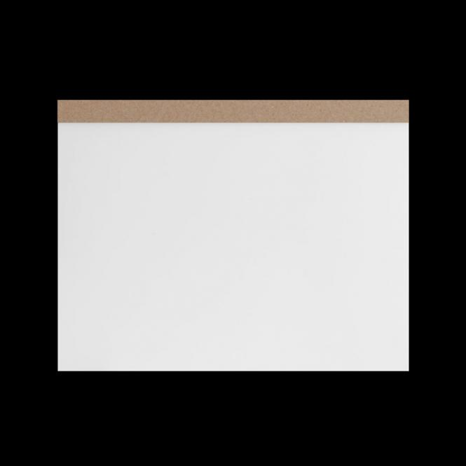 ITO Drawing Pad A4 Zeichenplatte weiss