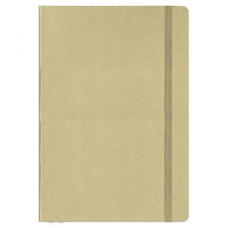 "Leuchtturm1917 Notizbuch ""L"" slim sand blanko 2"