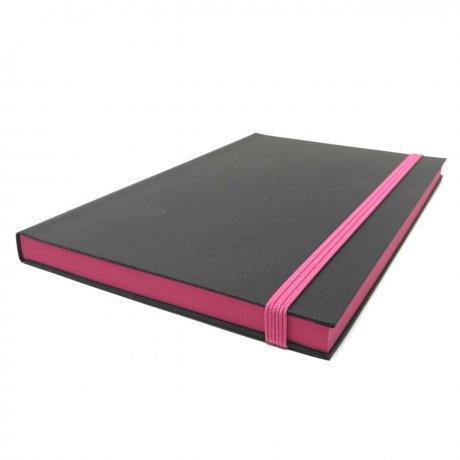 Nuuna schwarz/pink 2