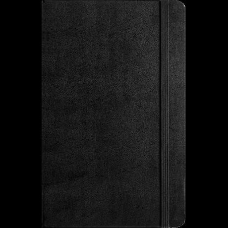 """MOLESKINE® Notizbuch """"L"""" schwarz kariert 2"""