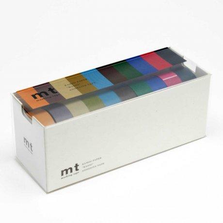 mt Masking Tape: dark color 2 - dunkle Farben 2