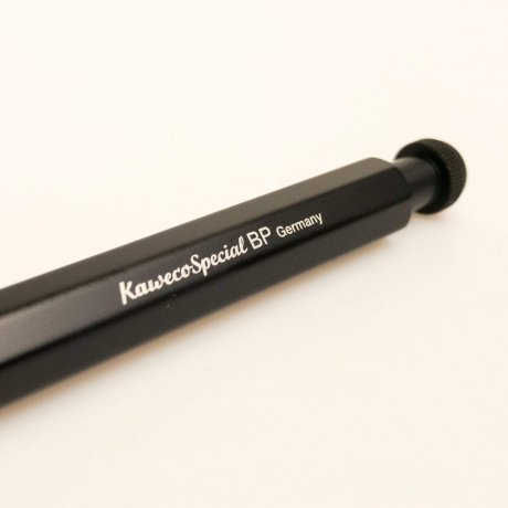 Kaweco Special Kugelschreiber schwarz M 2